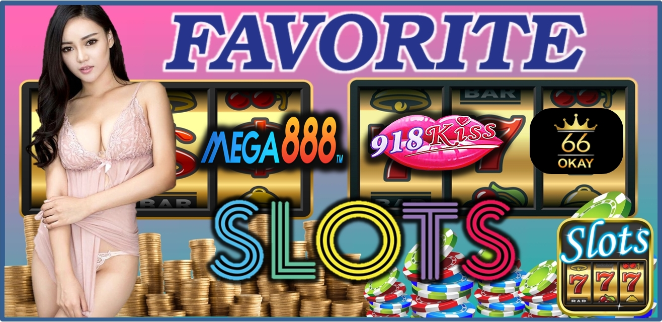 Playing Mega888 Favorite Slot