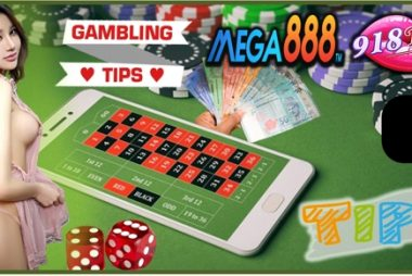 Mega888 Tips for Gamblers